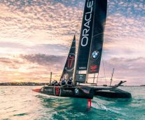 The 35th America's Cup Set to Sail – ORACLE TEAM USA Supported by 3DEXPERIENCE Platform
