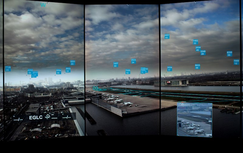 safer skies  how air traffic control towers use 3d  augmented data and video to increase safety