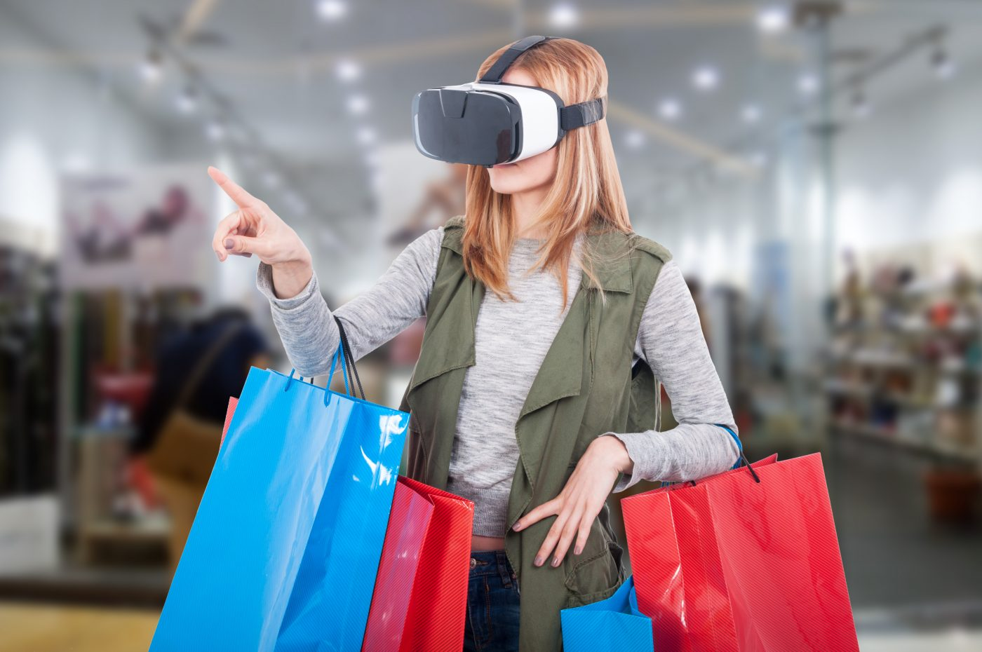 virtual reality is changing the way we shop