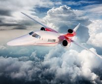 Supersonic Travel for Business Aviation