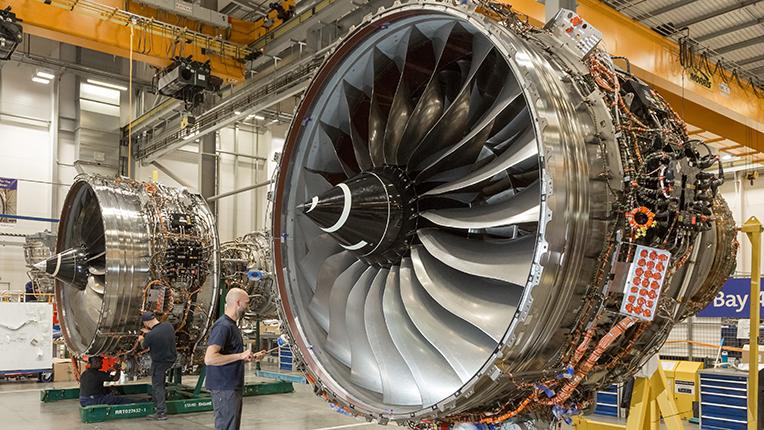 Rolls Royce Trent 7000
