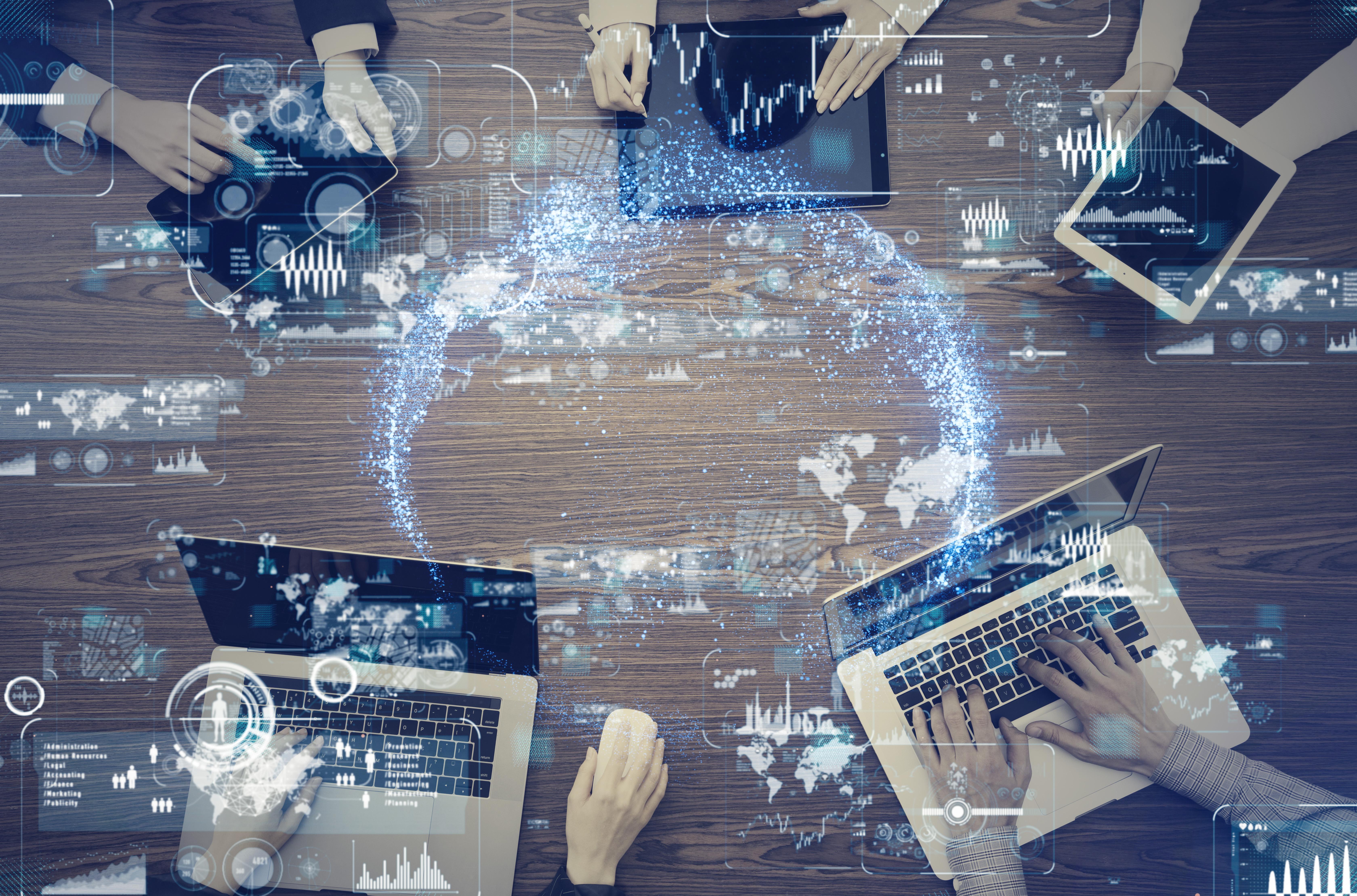 Digital Device Transformation