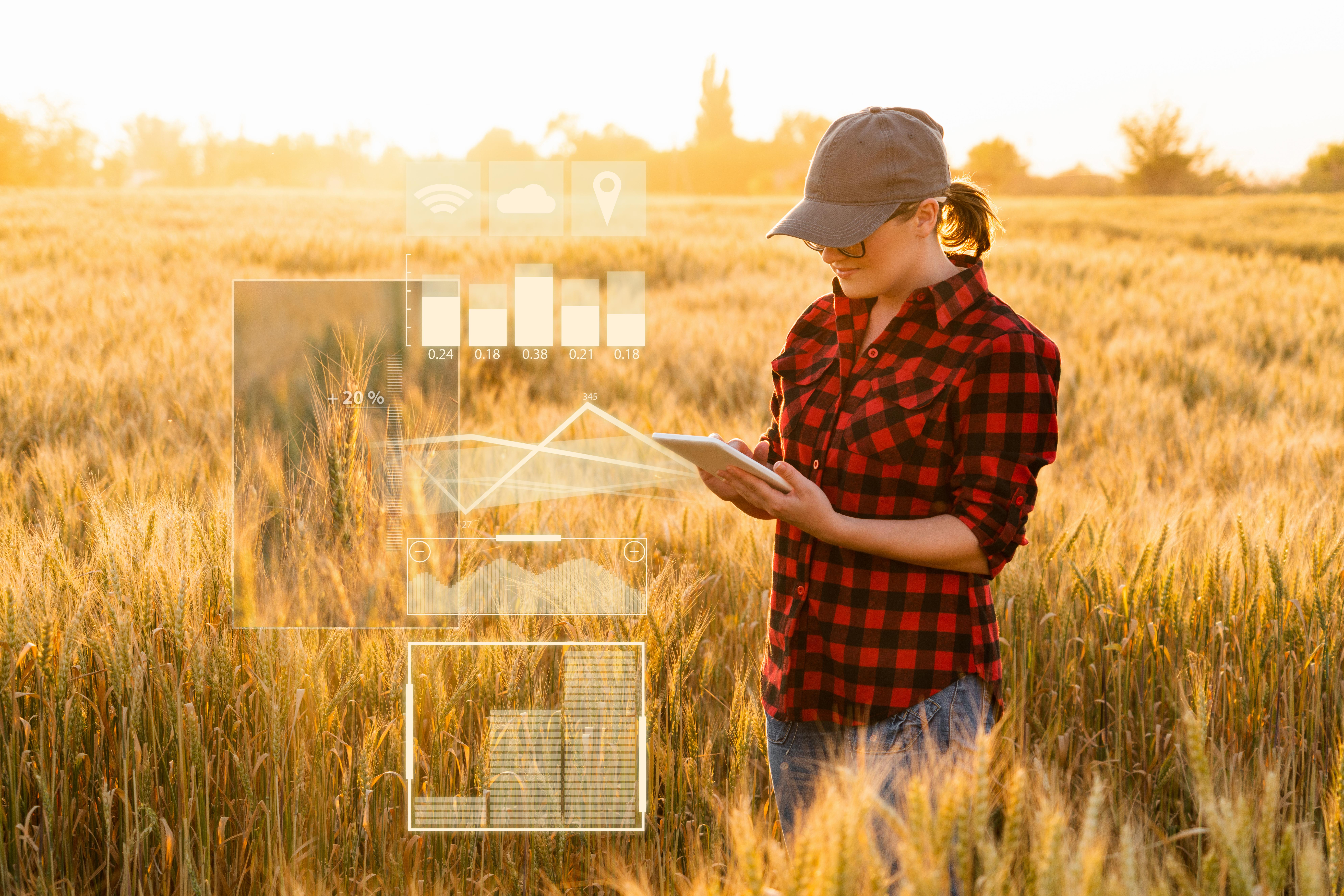 Autonomous Smart Farm