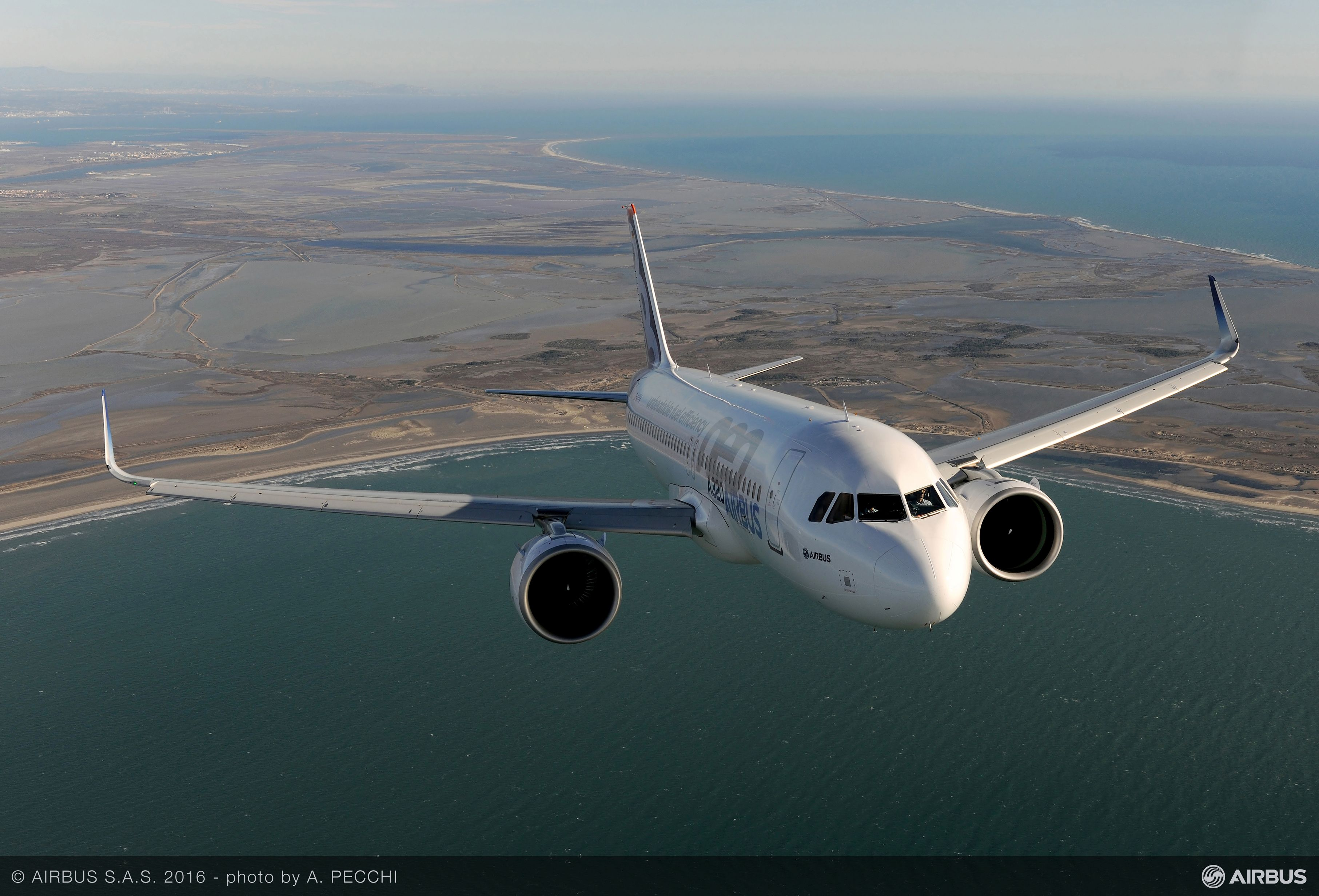 Airbus Jetliner