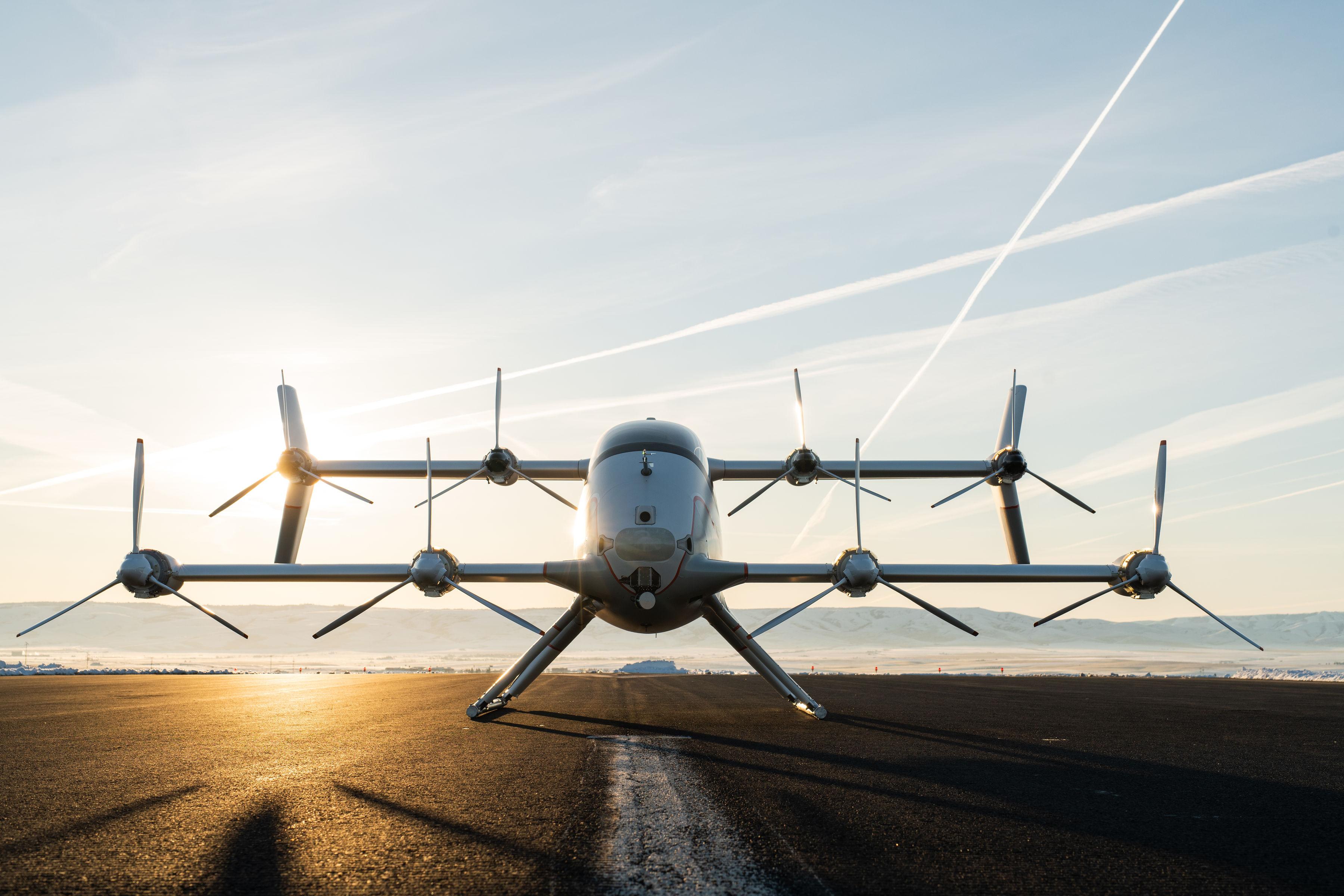 Airbus Autonomous System Vahana