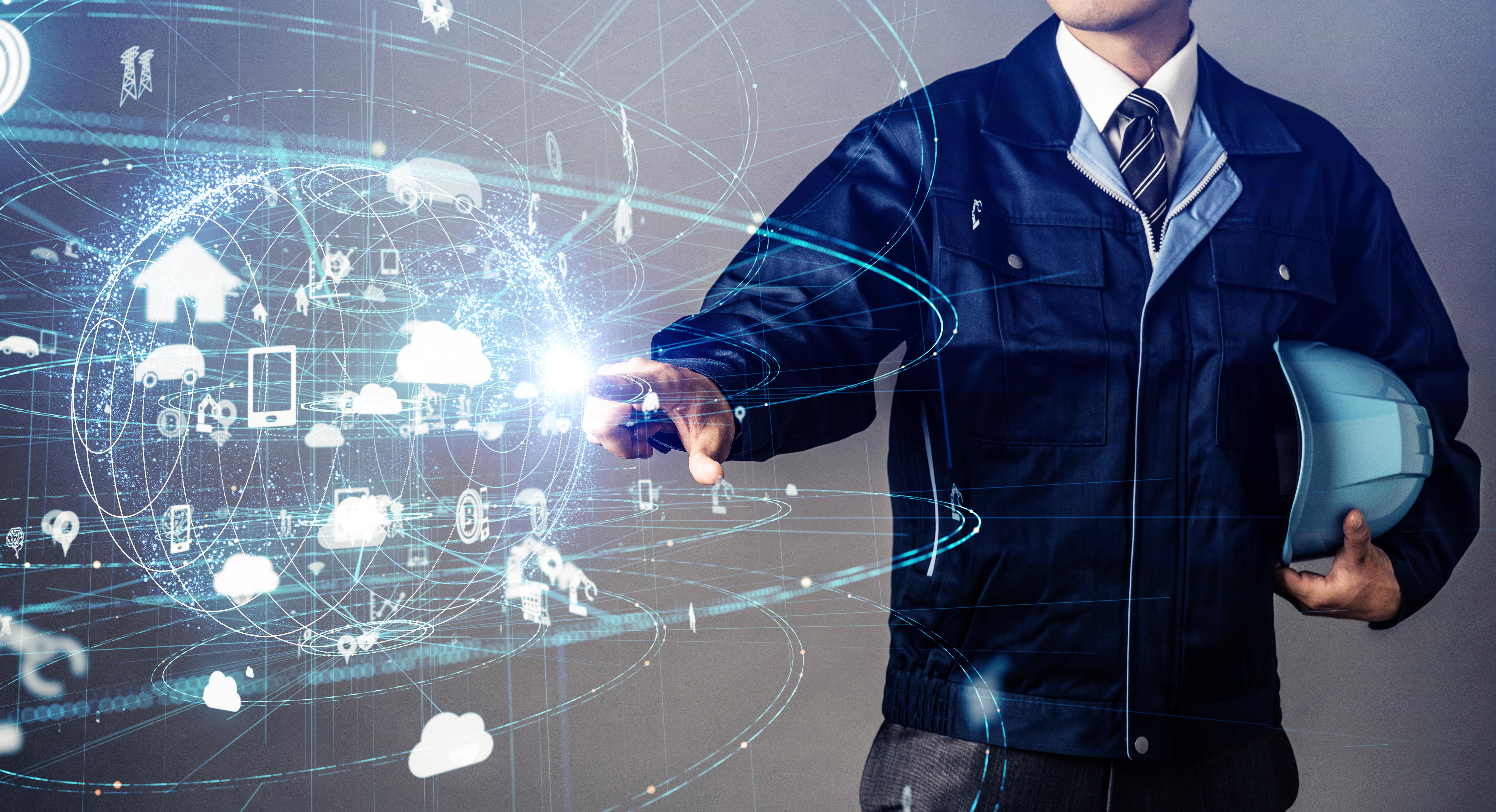 Digital Twin and IIoT Technologies