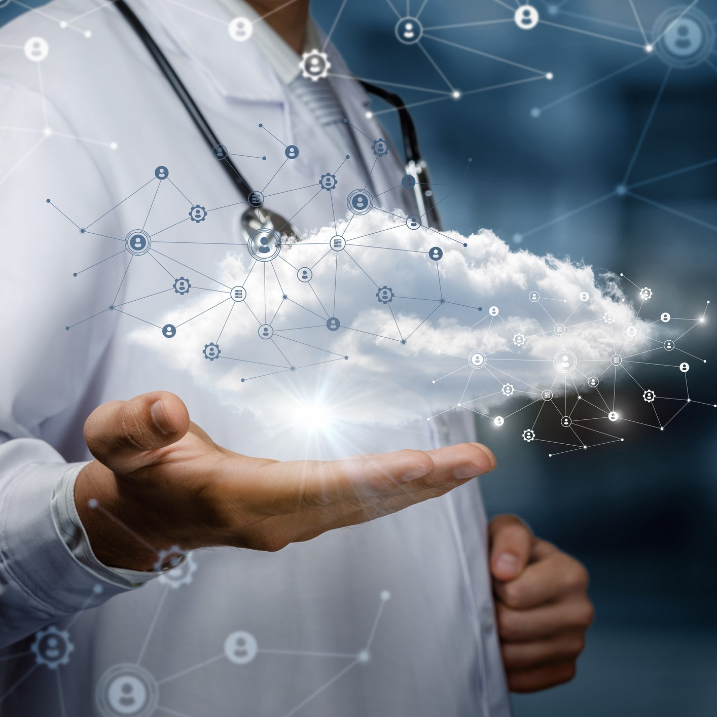 How Scientific Collaboration Can Be Fueled by the Cloud