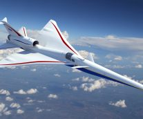 What's New in Supersonic Aviation?