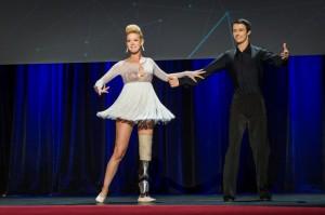 Adrianne Haslet-Davis Dances at TED