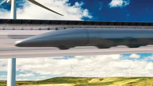 Test tube transport: the Hyperloop nears reality