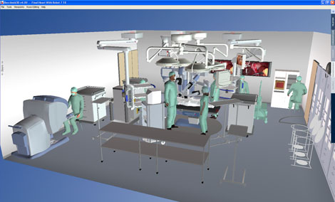 3DVIA for Operating Room Designs that Work