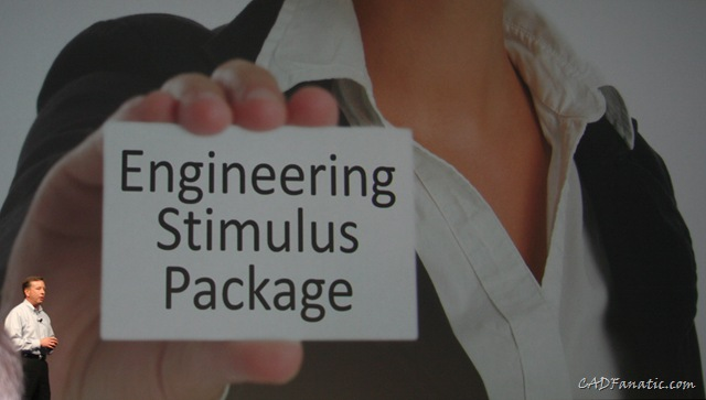 Coming soon from SolidWorks—the Engineering Stimulus Package