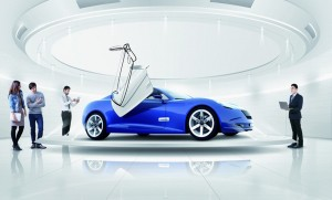 Dassault Systemes My Car Experience - Industry Solution Experience