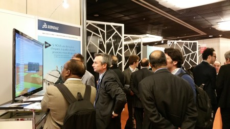 High Demand for New Solutions at BIM World 2015 in Paris