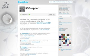 3DS Support Twitter Account