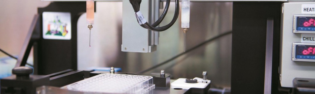 3D printing human organs