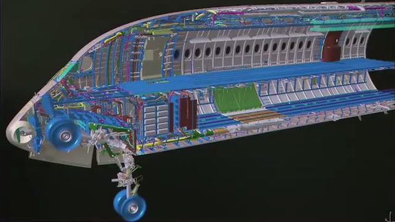 AirBus, model section
