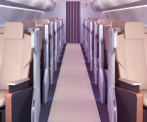 Creating the aircraft cabin of the future