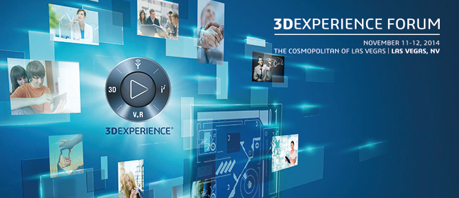 3DEXPERIENCE Customer Forum 2014