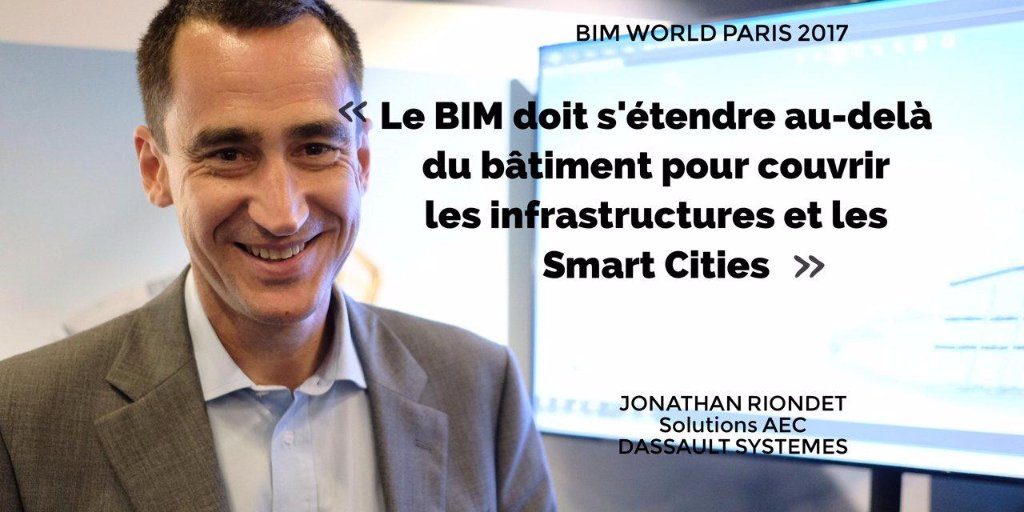 JONATHAN RIONDET, AEC Solutions, Dassault Systèmes