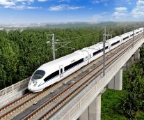 Laying tracks for large-scale railway design with 3DEXPERIENCE
