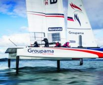 Groupama Team France: Striving for Excellence in the 2017 America's Cup