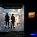 DDay immersive cave