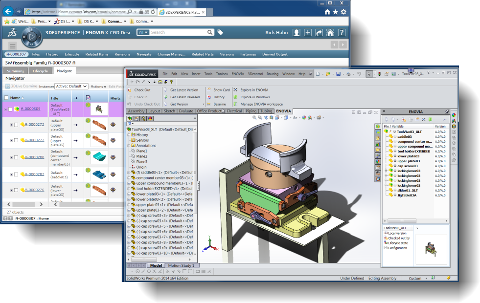 SOLIDWORKS and PLM: No Fear Required