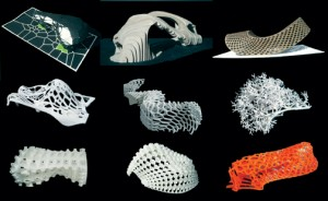 Parametric design mode, image courtesy of David Gerber