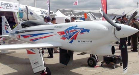 Le Bourget 2011 – Paris Air Show Rocks!