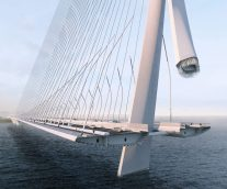 Zaha Hadid Architects: The Danjiang Bridge