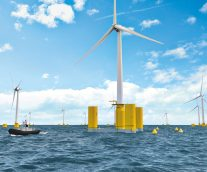The sea: a boundless source of renewable energy
