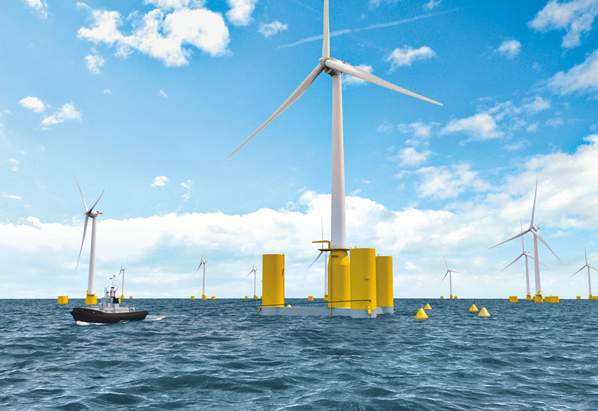 The sea: a boundless source of renewable energy | 3D