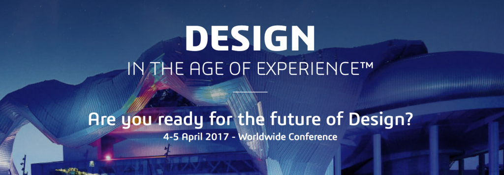 Design In the Age of Experience