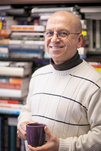 Dr. Perry Daneshgari, MCA Inc. (Photo by David Lamarand)