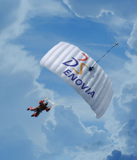ENOVIA and Online Communities: Opening the Parachute
