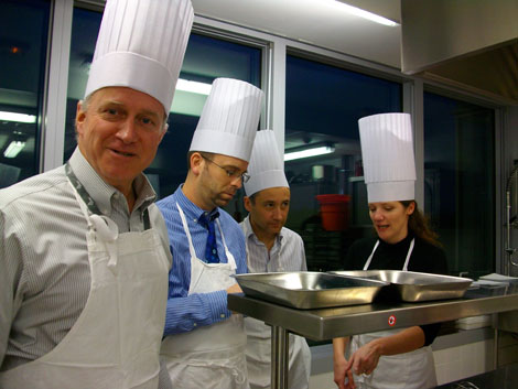 Francois Bouffard_PLM in the Kitchen