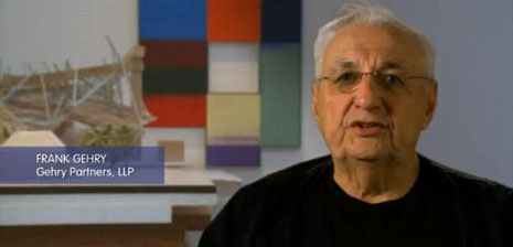 Frank Gehry Shares CATIA Secret