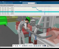 How Human Task Simulation Can Identify AEC Safety Risks
