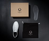 The first European Consumer Launch of the QUANT-U Footwear Experience at Le Bon Marché