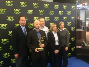 JEC World 2016 awarded DASSAULT SYSTEMES