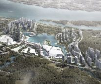 Ice World Project Complex Façade Design Made Easier with BIM