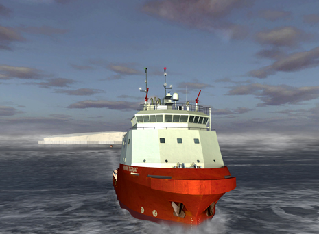 georges, mougin, drifting, model, tow, iceberg, tug, newfoundland, canada, canary, islands, solidworks, catia, delmia, 3dvia, enovia, simulia, draftsight, exalead, intercim, system, systemes, dassault systèmes, dassault, 3DS, DS, PLM, PLM 2.0, PDM, CAD, simulation, digital, manufacturing, design, engineering, innovation, experience, sea, experiential