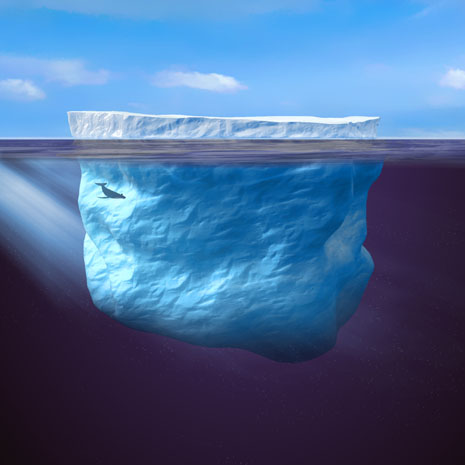 Turning Icebergs into Drinking Water?