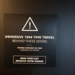 Immersive 1944 time travel
