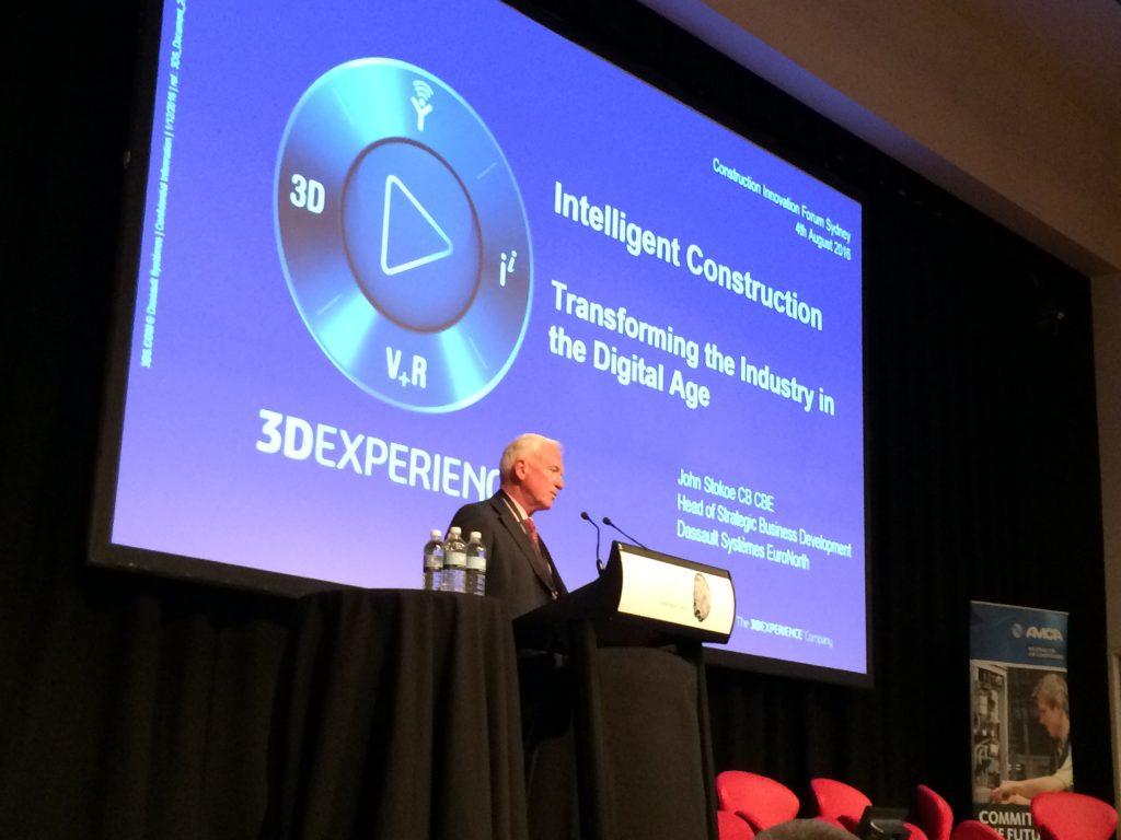 John Stokoe CB CBE Head of Strategy EuroNorth, Dassault Systemes