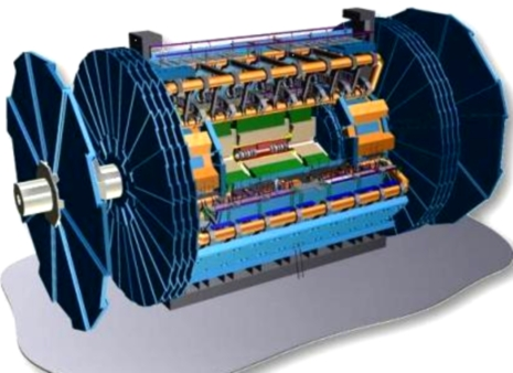 ATLAS Detector CERN Dassault Systemes