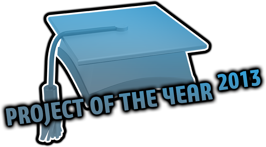Project Of The Year 2013 is launched!