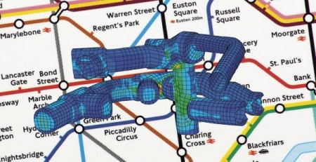 Realistic Simulation Supports Expansion of the London Underground
