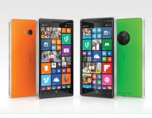 Microsoft phone devices